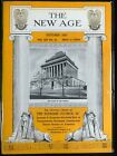 The New Age: The Official Organ of the Supreme Council 33゚, freemason, 1957, oct