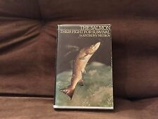 The Salmon, Anthony Netboy. Houghton Mifflin Company. 1974. 1st Printing