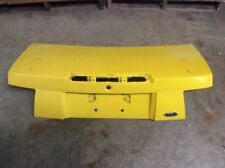 01 02 03 04 FORD MUSTANG V6 TRUNK LID - SPOILER READY | SCREAMING YELLOW