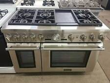 New Thermador Pro Grand Professional 48 Stainless Stove- 30 Day Warranty
