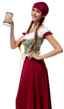 I-CURVES womens oktoberfest german beer festival beer maiden bavarian fancydress