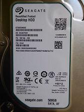 Seagate ST500DM002   PN: 1SB10A-300   FW: CC43   WU   500GB Festplatte