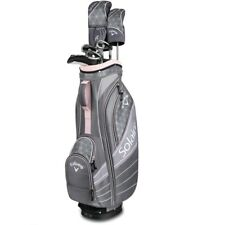 CALLAWAY WOMENS SOLAIRE CHERRY BLOSSOM 8 PIECE COMPLETE SET - NEW
