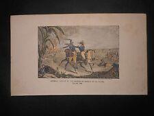 General Zachary Taylor Battle Resaca De La Palma Mexican American War 1848 Engr