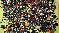 ## LEGO # GEMISCHT # 1 KG / 1000 GRAMM - REIFEN - RÄDER - FELGEN - ACHSEN MIX ##
