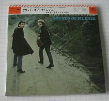 SIMON & GARFUNKEL - Sounds Of Silence + 4  JAPAN MINI LP CD OBI NEU SICP-1482