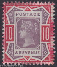 GREAT BRITAIN - 1887 10d Dull Purple and Scarlet - UM / MNH*