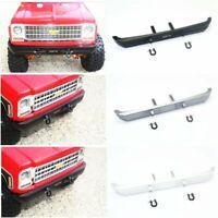 Metal Front Rear Bumper Bracket For 1:10 TRAXXAS TRX4 Chevrolet K5 BLAZER