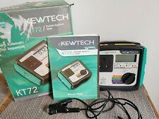 kewtech pat tester Kt72