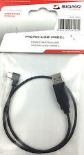 Sigma Micro USB Cable