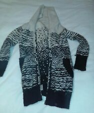Country Road Wool Long Shrug/Cardigan. Size8