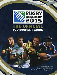 Rugby World Cup 2015 - The Official Tournament Guide - Rwc - Rugby Union Buch
