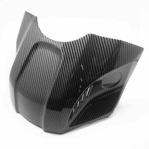 Gas Tank Air Box Front Cover Fairing Carbon Fiber For 2019 2020 YAMAHA YZF R3
