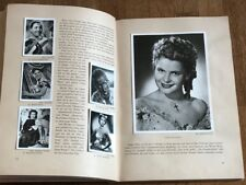 album cromos CINE ACTRICES ACTORES II 1951 COMPLETO film sticker card movie