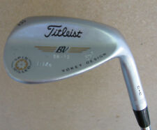 REAL TOUR ISSUE CUSTOM TITLEIST SPIN MILLED LOB WEDGE 58 BENT TO 57 CC