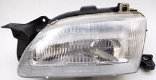 OEM 1994-1996 Ford Aspire Left Driver Side Headlight With Bracket