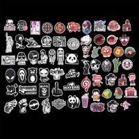 100Pcs Random Sticker Bomb Decal Vinyl For Car Skate Skateboard Laptop Luggage F