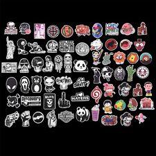 100Pcs Random Sticker Bomb Decal Vinyl For Car Skate Skateboard Laptop Luggage F
