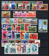 Belgisch Congo Belge - Rep. Congo Kinshasa Collection Used sets (7) c11.80Eu.
