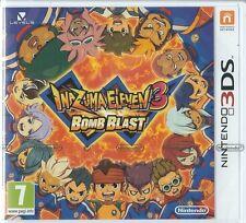 Inazuma Eleven 3 Bomb Blast - Nintendo 3ds 7 &