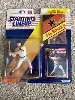 1992 Starting Lineup Cal Ripken Jr Baltimore Orioles Baseball MLB SLU