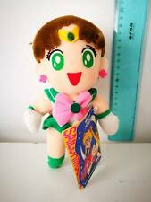 SAILOR MOON SAILOR JUPITER SOFT PELUCHE BANPRESTO PLUSH ANNI 90