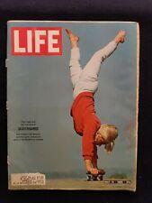 1965 May 14 LIFE Magazine Skateboard Girls' Champion Pat McGee (Box 26)