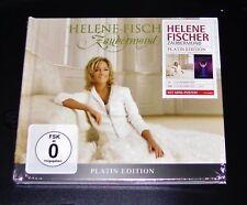HELENE FISCHER ZAUBERMOND LIMITIERTE PLATIN EDITION CD + DVD NEU & OVP