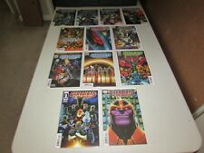 GUARDIANS OF THE GALAXY  #1 - 12  (Complete Series)