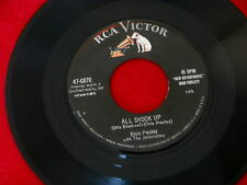 ELVIS PRESLEY~ALL SHOOK UP~THAT'S WHEN YOUR HEARTACHES BEGIN~RCA~47-6870 ~ 45
