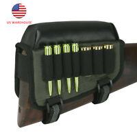 Tourbon Rifle/Shotgun Ammo Shell Holder Right Hand Cheek Rest Buttstock Military