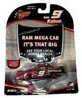 Winners Circle #9 DODGE NASCAR 2006 Ram Mega Cab Kasey Kahne 1:64 & Hood Magnet