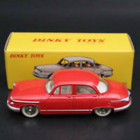 1/43 DeAgostini Dinky toys 547 PL 17 Panhard Red Diecast Models Limited Edition