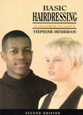 Basic Hairdressing: A Course Book for Level 2, Henderson, Stephanie | Paperback