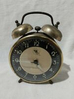 Vintage Lux Gabriel Luminous Robert Shaw Fulton Alarm Clock parts or repair