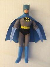 """ORIGINAL & 100% COMPLETE 1970's Mego 8"""" DC Action Figure Batman WOW!!!"""