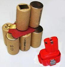 Exchange Pack for Original Makita Battery 9,6 V 9120/9122 2.5 Ah NiCd SANYO