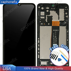 NEW For Samsung Galaxy A32 5G SM-A326B A326B LCD Screen Digitizer Frame Assembly