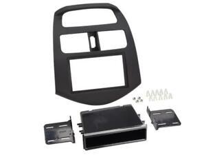 Pour Chevrolet Étincelle Diaphragme Autoradio Montage Cadre de Double-Din 1-DIN