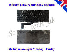 "Apple Macbook Pro Retina 15"" A1398 MC975 MC976 UK laptop Keyboard With Backlight"