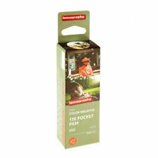Lomography Tiger Colour Negative 110 Film - Brand-new boxed film - Latest Stock