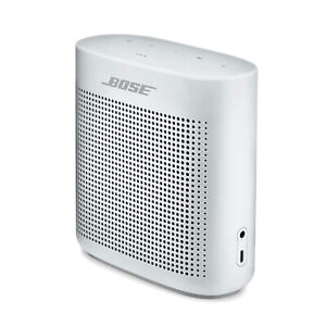 Bose SoundLink Colour II Splashproof Bluetooth Wireless Speaker White