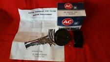 NOS GM AC DELCO Air Cleaner Vacuum Actuator Diaphragm Motor NOS 25040057*NIB*