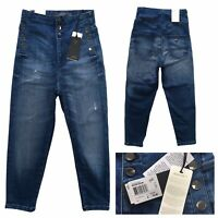 GUESS Bonny Capri Stretch Skinny Very High Waits Denim Jeans Size 27 NEW RRP £99