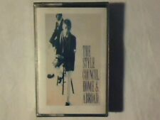STYLE COUNCIL Home & abroad mc cassette k7 ITALY PAUL WELLER SIGILLATA SEALED!!!