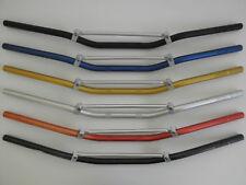 MANUBRIO 22/22 OFF ROAD Alluminio Colorato Per DERBI SENDA DRD SM
