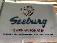 Seeburg Löwen Automaten Aufkleber für deutsche V200 / KD200