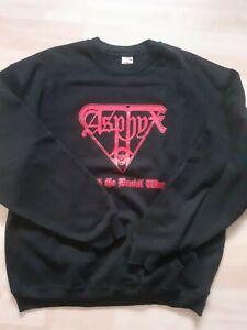 Asphyx - Death...the brutal way Sweatshirt /XL/ Autopsy,Bolt Thrower, Obituary