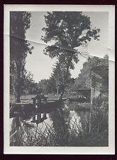 photo ancienne . le Moulin de Griscourt . 54 Meurthe-et-Moselle