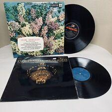 2x Ivor Novello LPs His Greatest Songs HMV CSD1263 & Highlights MFP 1159 ML02